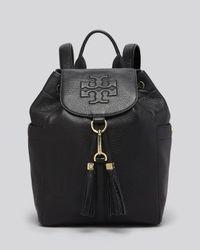 Tory Burch Black Backpack - Thea