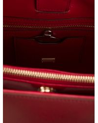 Dolce & Gabbana - Red Medium 'Sicily East/West' Tote - Lyst