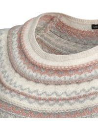 H&M Natural Mama Jacquard-Knit Dress