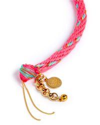 Venessa Arizaga - Pink 'playa' Necklace - Lyst