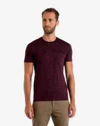 Ted Baker - Purple Space Dye T-shirt for Men - Lyst