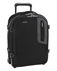 Briggs & Riley | Black 'explore' Wheeled Commuter Bag for Men | Lyst