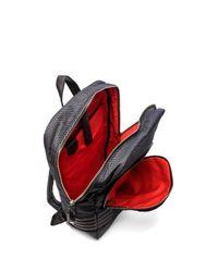 DIESEL Black Urban Eastside Urban Backpack for men