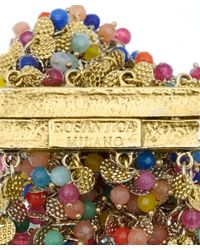 Rosantica - Multicolor Multicolour Il Mondo Acetate Bead Bracelet - Lyst