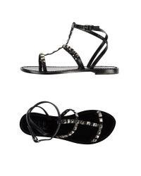 Karl Lagerfeld - Black Sandals - Lyst