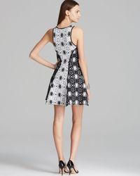 Parker - Black Dress Naima - Lyst
