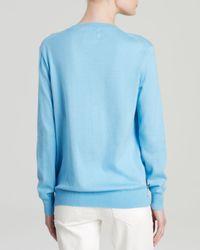 Markus Lupfer Blue Sweater - Ice Cream Sequin