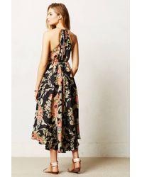 Zimmermann - Black Lantana Maxi Dress - Lyst