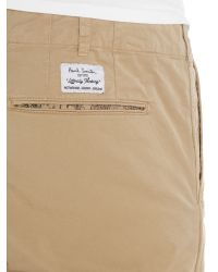 Paul Smith | Natural Tapered Fit Casual Chino for Men | Lyst