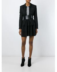 IRO Black 'bell Skirt