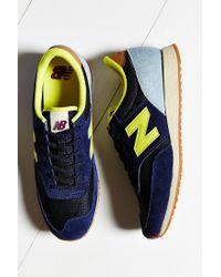 New Balance - Blue 620 Capsule Woods Running Sneaker - Lyst