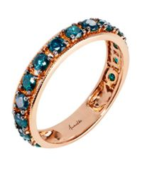 Annoushka | Blue Dusty Diamonds Eternity Ring | Lyst
