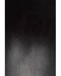 Frye | Black Penny Luxe Moto Short Shearling | Lyst