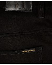 Nudie Jeans Thin Finn Black Ring Jeans L32