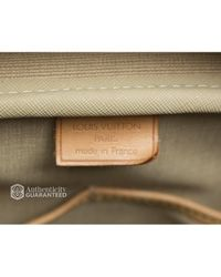 Louis Vuitton - Brown Preowned Monogram Canvas Deauville Beauty Boston Bag - Lyst