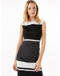 Phase Eight Multicolor Blanche Colourblock Dress