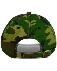 47 Brand - Green Western Michigan Broncos Fashion Clean Up Cap for Men - Lyst