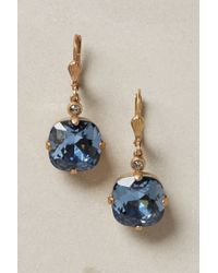 Anthropologie - Blue Catamarca Earrings - Lyst