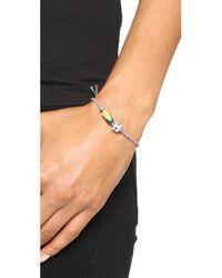 Venessa Arizaga - Multicolor Corney Bracelet - Lyst