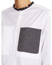 Sportmax White Prato Shirt
