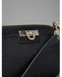 DKNY - Black Town Country Shoulder Bag - Lyst