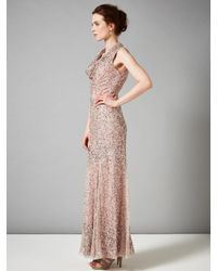 Phase Eight Multicolor Greta Sequin Dress