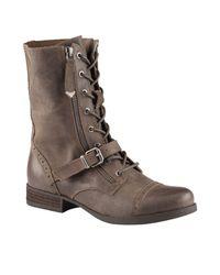 ALDO Brown Marlen Boots