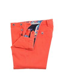 PT01 | Orange 17cm Reef Faded Stretch Cotton Pants for Men | Lyst