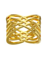 Gorjana | Metallic Jillian Ring | Lyst