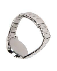 Just Cavalli - Metallic Wrist Watch for Men - Lyst