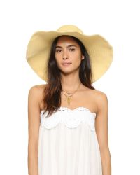 OndadeMar | Natural Beaded Hat | Lyst