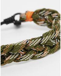 Icon Brand - Green Mercenary Hook Bracelet for Men - Lyst