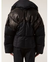 Vivienne Westwood Black Down Jacket for men