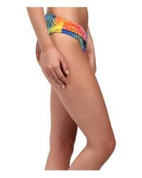 Bleu Rod Beattie - Multicolor Wild At Heart V-banded Hipster Bottoms - Lyst
