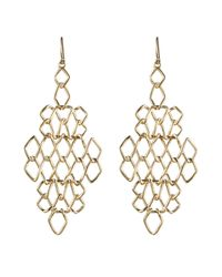 Alexis Bittar | Metallic Liquid Gold Barbed Diamond Earring You Might Also Like | Lyst