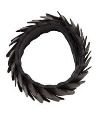 Johnny Farah - Black Tegu Bracelet - Lyst