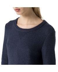 Tommy Hilfiger - Blue Liseth Sweater Dress - Lyst