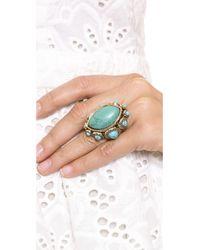 Samantha Wills | Blue Vinyasa Voyage Ring Turquoise | Lyst