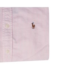 Polo Ralph Lauren | Pink Shirt | Lyst