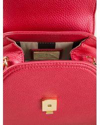 Vivienne Westwood Pink Bow Cross-Body Bag