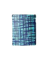 Vera Bradley | Blue Ipad 4 Case With Stand | Lyst