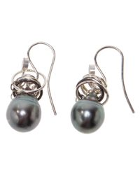 Spinelli Kilcollin - Gray Lis Earring - Lyst