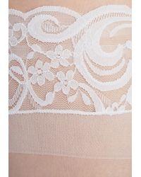 Leg Avenue | Everything Elegant Thigh Highs In White | Lyst