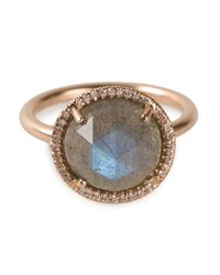 Irene Neuwirth Blue Labradorite Ring