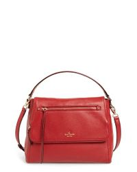 kate spade new york | Natural 'cobble Hill - Toddy' Satchel | Lyst