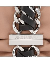 Jimmy Choo Brown Chandra