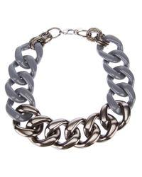 Marina Fossati | Metallic Chain Bracelet | Lyst
