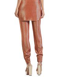 Gucci - Orange Iridescent Rust Liquid Jogging Pants - Lyst