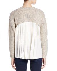 Kensie | Multicolor Knit Sweater | Lyst