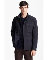 Theory - Blue 'yost N. Fuel' Jacket for Men - Lyst